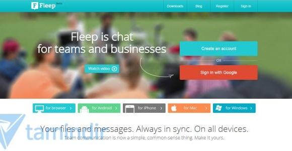 Fleep Ekran Görüntüleri - 1