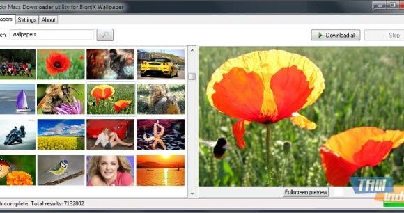 Flickr Mass Downloader Ekran Görüntüleri - 1