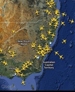 Flightradar24 Free Ekran Görüntüleri - 1