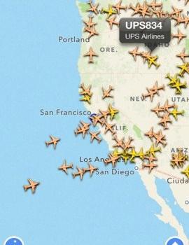 FlightRadar24 Free Ekran Görüntüleri - 2