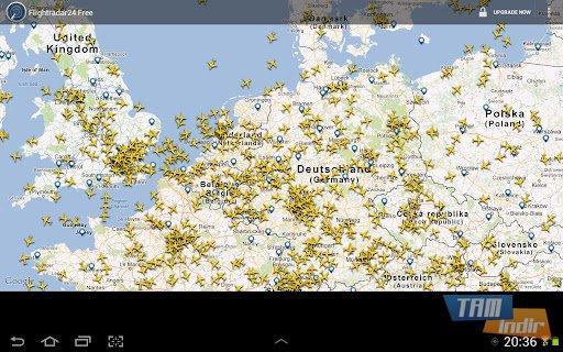 Flightradar24 Free Ekran Görüntüleri - 3