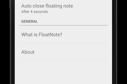 FloatNote Ekran Görüntüleri - 3