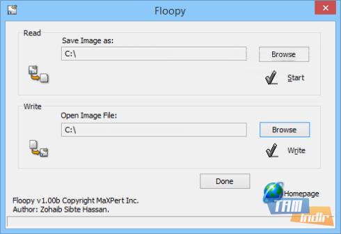 Floopy Ekran Görüntüleri - 1
