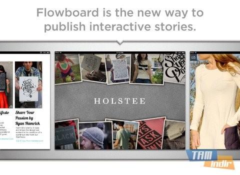 Flowboard Ekran Görüntüleri - 2