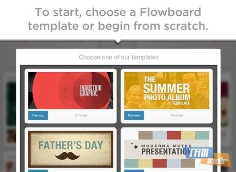 Flowboard Ekran Görüntüleri - 4