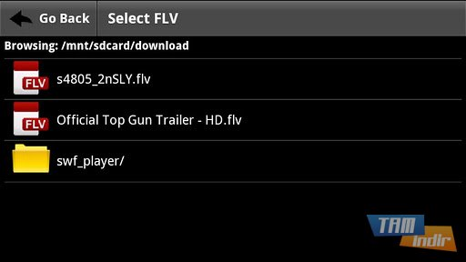 FLV Video Player Ekran Görüntüleri - 3
