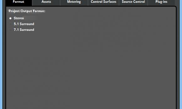 FMOD Studio Ekran Görüntüleri - 1