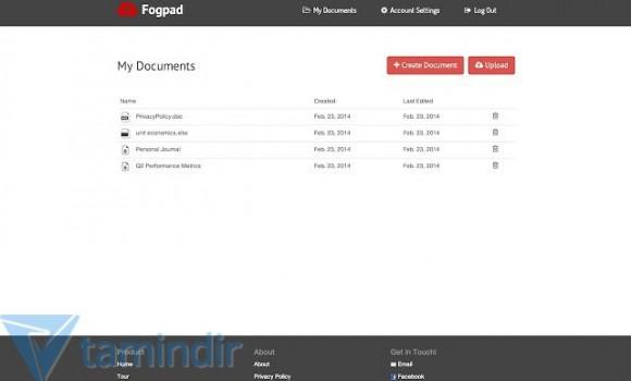 Fogpad Ekran Görüntüleri - 2