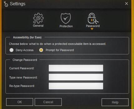 Folder Protect Ekran Görüntüleri - 1