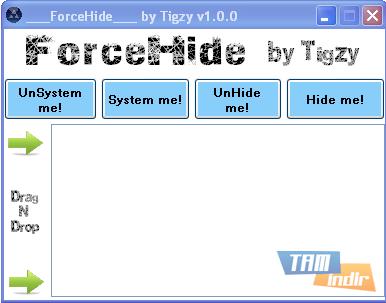 ForceHide Ekran Görüntüleri - 1
