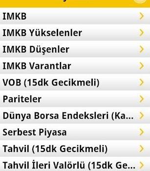 Forex Mobile Ekran Görüntüleri - 3