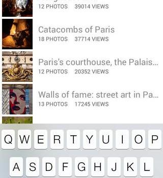 Fotopedia Ekran Görüntüleri - 1