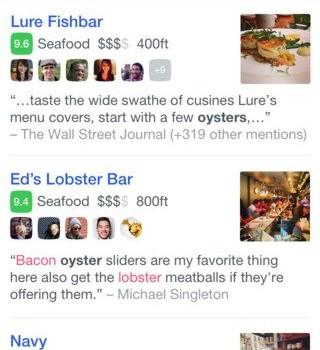 Foursquare Ekran Görüntüleri - 1