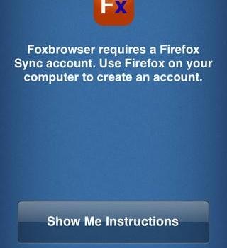 Foxbrowser Ekran Görüntüleri - 2