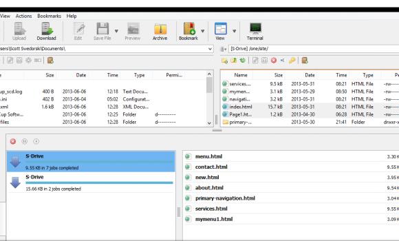Free FTP Ekran Görüntüleri - 2