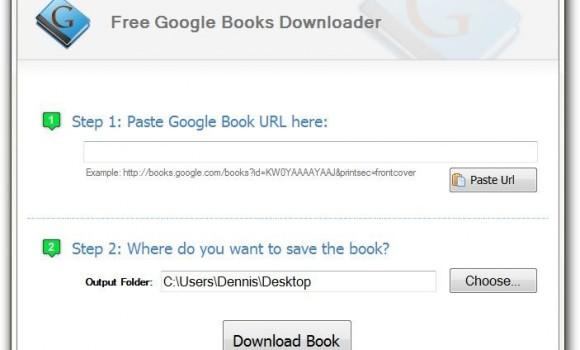Free Google Books Downloader Ekran Görüntüleri - 2