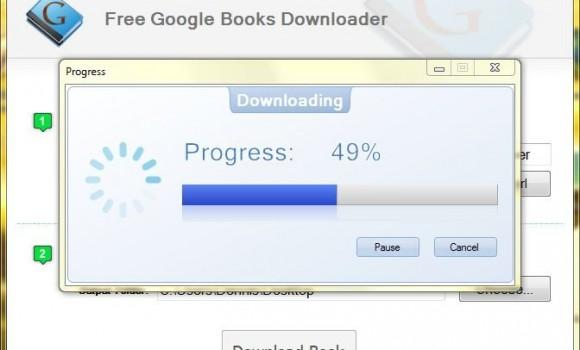 Free Google Books Downloader Ekran Görüntüleri - 1