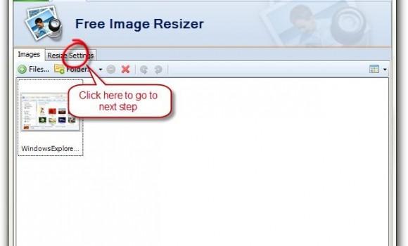 Free Image Resizer Ekran Görüntüleri - 3