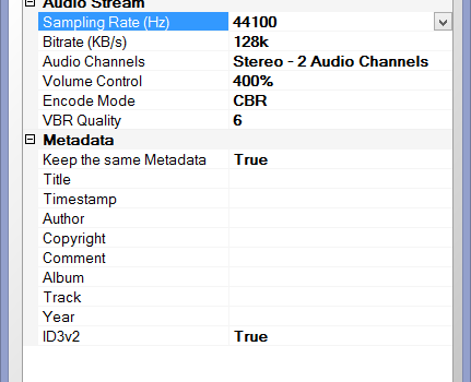 Free OGG To MP3 Converter Ekran Görüntüleri - 3