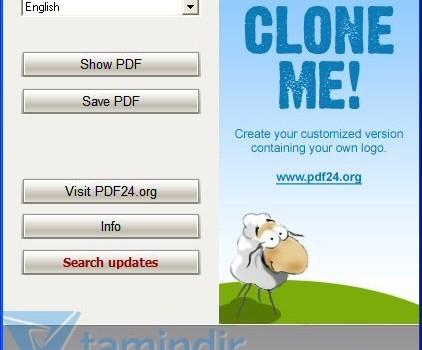Free PDF Creator Ekran Görüntüleri - 1