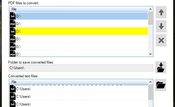 Free PDF to Text Converter Ekran Görüntüleri - 1
