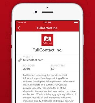FullContact Ekran Görüntüleri - 3