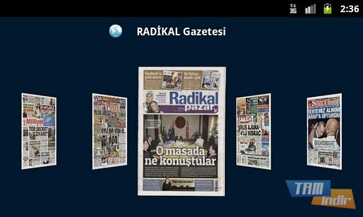 Gazete Manşetleri Ekran Görüntüleri - 4