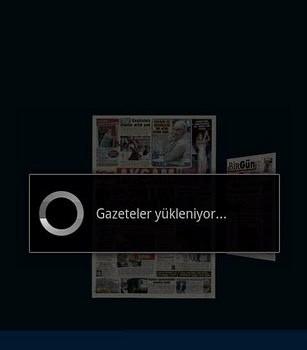 Gazete Manşetleri Ekran Görüntüleri - 1