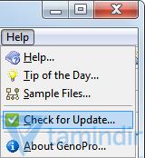GenoPro Ekran Görüntüleri - 2