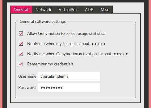 Genymotion Ekran Görüntüleri - 2