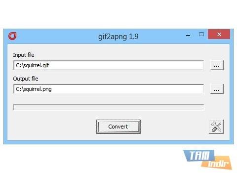 gif2apng Ekran Görüntüleri - 1