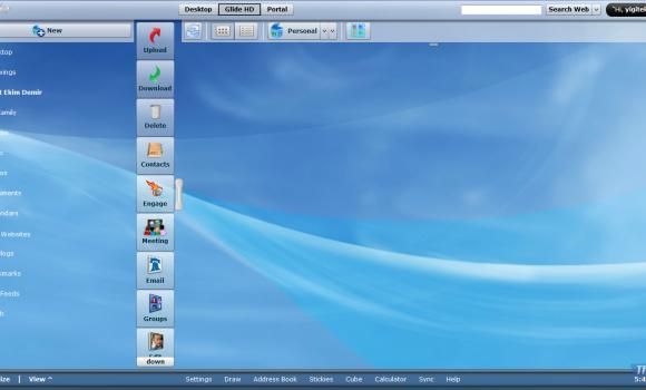 Glide OS Ekran Görüntüleri - 4