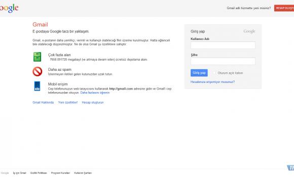Gmail Ekran Görüntüleri - 4