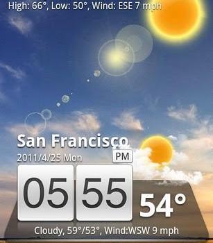 GO Weather Ekran Görüntüleri - 1