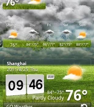 GO Weather Ekran Görüntüleri - 5