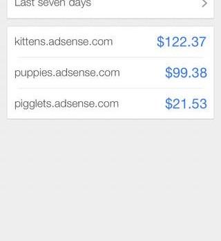 Google AdSense Ekran Görüntüleri - 5
