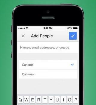 Google E-Tablolar Ekran Görüntüleri - 2