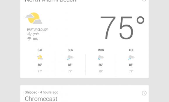Google Experience Launcher Ekran Görüntüleri - 5