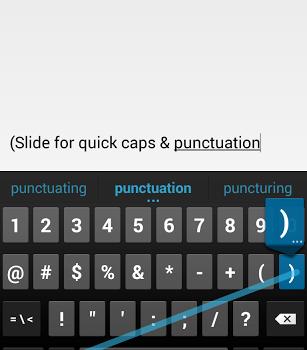 Google Klavye Ekran Görüntüleri - 1