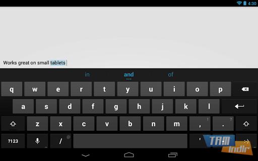 Google Klavye Ekran Görüntüleri - 5