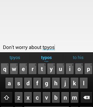 Google Klavye Ekran Görüntüleri - 2