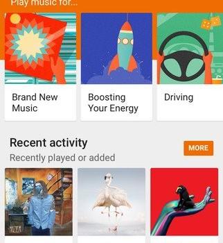Google Play Music Ekran Görüntüleri - 5