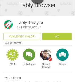 Google Play (APK) Ekran Görüntüleri - 4