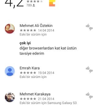 Google Play (APK) Ekran Görüntüleri - 2