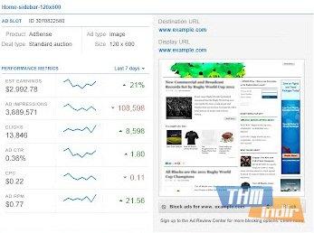 Google Yayıncı Araç Çubuğu Ekran Görüntüleri - 2