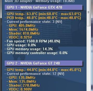 GPU Shark Ekran Görüntüleri - 1