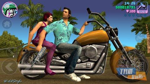 Grand Theft Auto Vice City Ekran Görüntüleri - 1