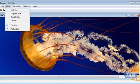 GraphicsMagick Ekran Görüntüleri - 1
