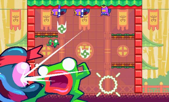 Green Ninja Ekran Görüntüleri - 4