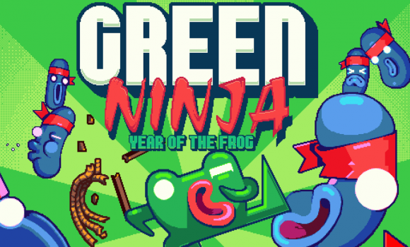 Green Ninja Ekran Görüntüleri - 1